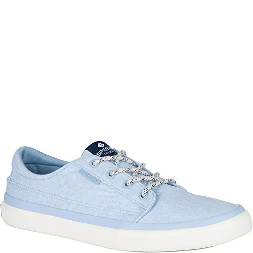 Sperry Blue Shoes - SPERRY Men's, Coast Line Blucher Lace up Shoes Light Blue 10 M