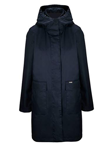 Wwcps2705ut0440300 Blu Cappotto Woolrich Donna Cotone vx8nYwzq