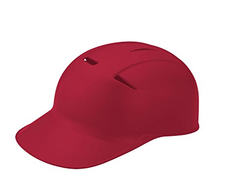 (Easton CCX Grip Skull Cap, Red, Small/Medium)