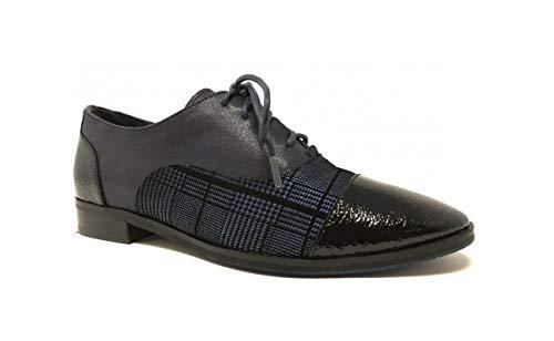 Azul Para Mujer Eu Cordones Fugitive De Marino azul Zapatos 37 wqA4pOFxt7