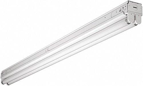 Fluorescent Strip Light Cooper Lighting 4 Lamp 32 Watt