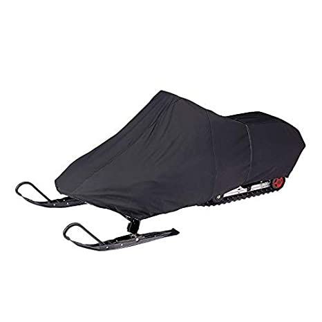 Advantage Snowmobile Cover for storage and short-term protection from rain and snow; fits medium sleds up to 113' Outdoor Covers Canada