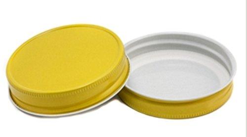 Mason Jar Lids - Regular Mouth - Canning, Showers, Weddings