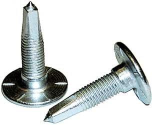 (Woodys Mega-Bite Carbide Studs - 1.740in. Stud Length - 5/16in. Thread)