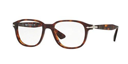 Persol Brown Frame (Persol Men's PO3145V Eyeglasses Havana 51mm)