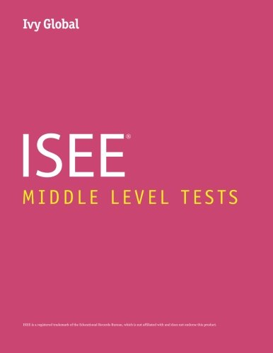 Ivy Global ISEE Middle Level Tests