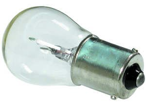 Rear Light Bulb: 2 x 382 BRAKE LIGHT / TAIL LIGHT / INDICATOR CAR BULBS 12V 21w BAY15sSCC,Lighting