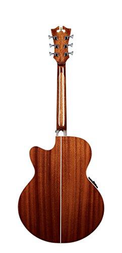 buy d 39 angelico premier madison acoustic electric guitar vintage sunburst at guitar center. Black Bedroom Furniture Sets. Home Design Ideas