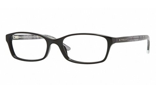 Burberry Women's BE2073.3164.53 Eyeglasses, Black, 53 mm