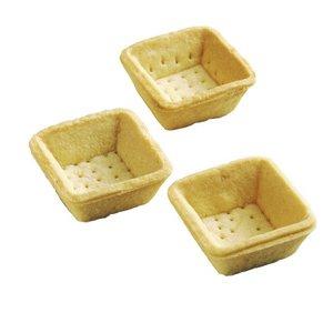 1.5'' X 1.5'' Sweet Square Tartelette - 378 Per Case