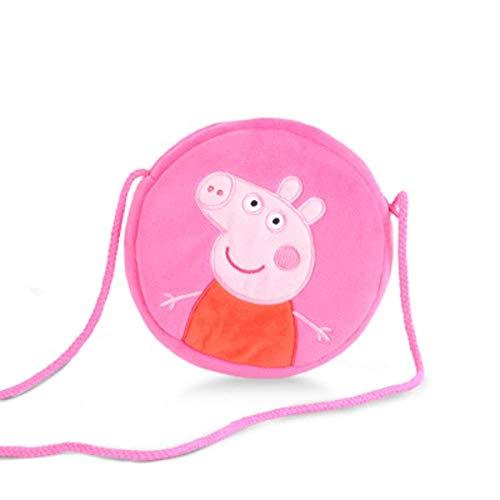 YYX Peppa Pig George familiares juguetes de peluche 19cm ...