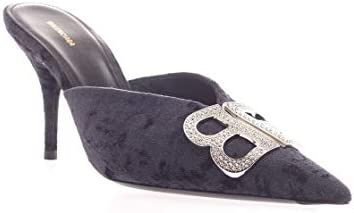 Luxury Fashion | Balenciaga Dames 570253W1I811073 Zwart Elasthaan Sandalen | Herfst-winter 19