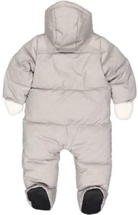 Newborn Pyret Insulated Puff Snowsuit Polarn O