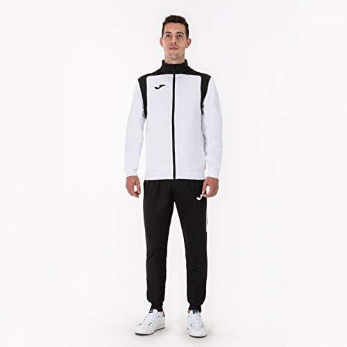 Blanco-Negro 101267/_201/_L Joma Ch/ándal Champion V 101267 Blanco-Negro Fashion Ch/ándal L
