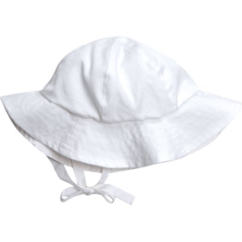 Price comparison product image Organic Egyptian Cotton Baby Sun Hat - Fair Trade (Extra Small nb-3mo)