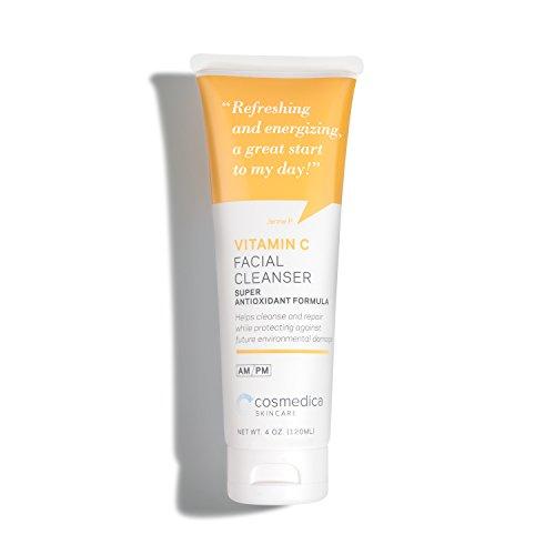 Cosmedica Skincare Vitamin C Facial Cleanser - 4 oz
