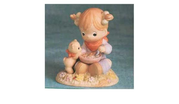 Precious Moments Peas Pass the Carrots doll