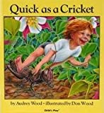 Veloz como el grillo / I'm as Quick as a Cricket (Spanish and English Edition)