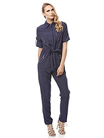 ART FedoRi Fashion Casual Jumpsuit For Women