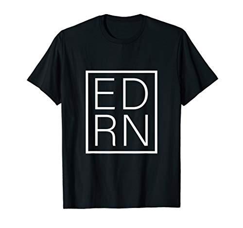 EDRN Emergency Room ER ED Registered Nurse T-Shirt