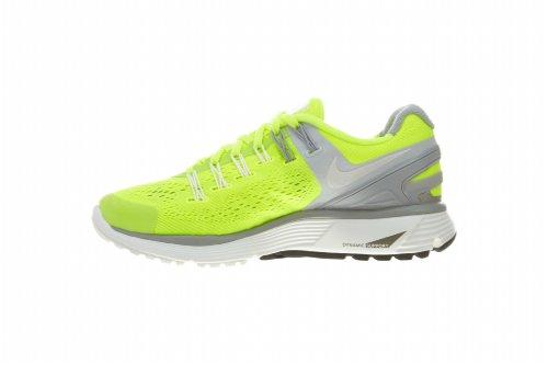 Nike Wmns Nike Lunareclipse + 3 Donne 555398-710 Volt / Grigio Lupo / Platino Puro / Bianco Sommità