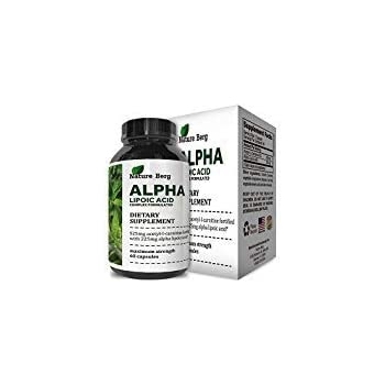 Amazon Com Ala Alc Supplement Alpha Lipoic Acid