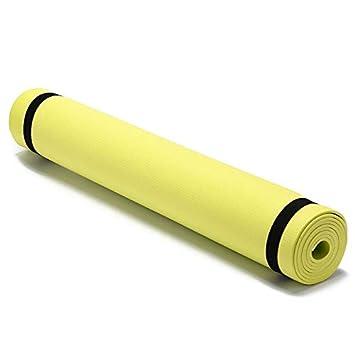 Ollt Estera De Yoga 173 * 60 * 0.4cm Espesor Comfort Foam ...