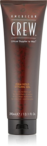 American Crew Firm Hold Styling Gel, 13.1 Fl. Oz.