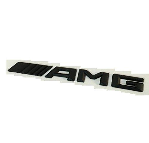 black amg emblem - 5