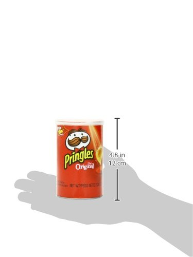 038000845246 - Pringles Original Grab and Go Pack, 2.36 Ounce (Pack of 12) carousel main 5