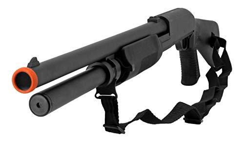 AirSoft Double Eagle M56AL Tri-Shot Spring Shotgun