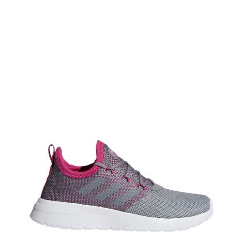 brand new 60305 82e14 adidas Kids Lite Racer RBN Athletic Shoes, GreyGreyReal Magenta, 13.5