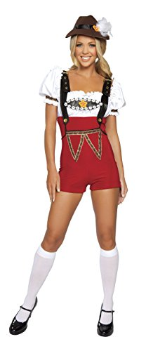 Beer Stein Babe Costume - M/L -
