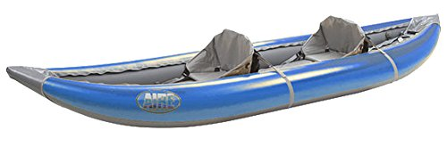 AIRE Lynx II Tandem Inflatable Kayak-Blue