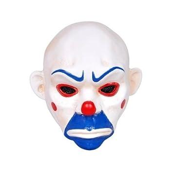Máscara de payaso Costore Batman el caballero oscuro mtong máscara traje de Cosplay accesorios