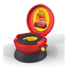 Disney's Pixar Cars Rev & Go Potty System