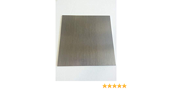 """.063 Aluminum Sheet 6061 T6 6/"""" x 6/"""""""