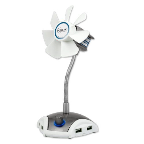 ARCTIC USB Powered Desktop Adjustable Blowing product image