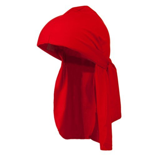 Black Diamond Spandex Durag - Red OSFM ()