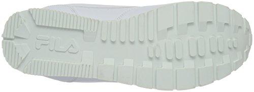 Fila Orbit Low - Zapatillas Hombre Weiß (Bright White)