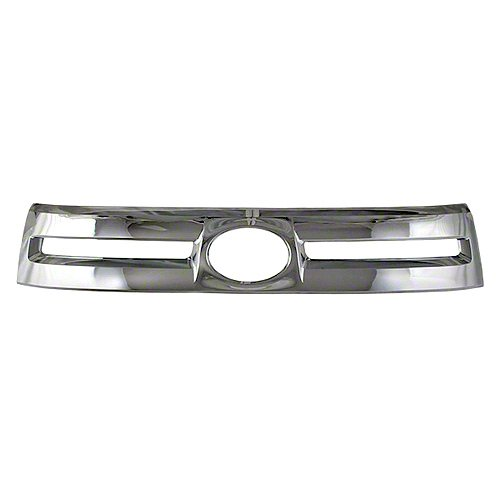 - Bully GI-79 Triple Chrome Plated ABS Snap-in Imposter Grille Overlay, 1 Piece