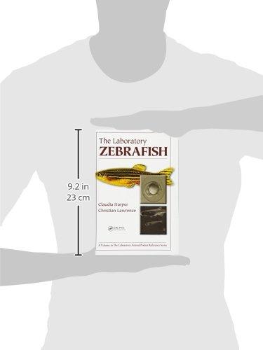 The Laboratory Zebrafish (Laboratory Animal Pocket Reference) (Volume 16) by CRC Press (Image #3)