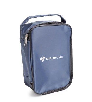 Medidor de presión automático digital de mesa - Pantalla 4.8 - Parlante de italiano: Amazon.es: Salud y cuidado personal