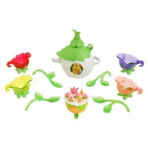 Silvermist Costume (Disney Fairies Tinker Bell and Great Fairy Rescue Tea Party Playset w/ Bonus)