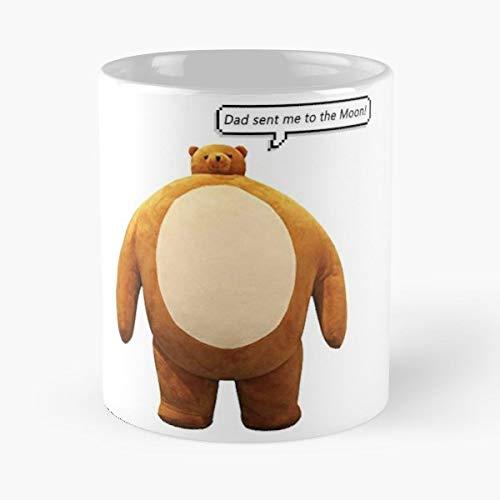 Luther Hargreeves The Umbrella Academy - Best Gift Ceramic Coffee Mugs (Mug Umbrella Academy)
