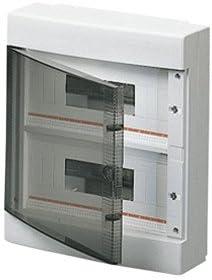 Gewiss GW40046 caja eléctrica - Caja para cuadro eléctrico (280 mm, 100 mm, 350 mm): Amazon.es: Bricolaje y herramientas