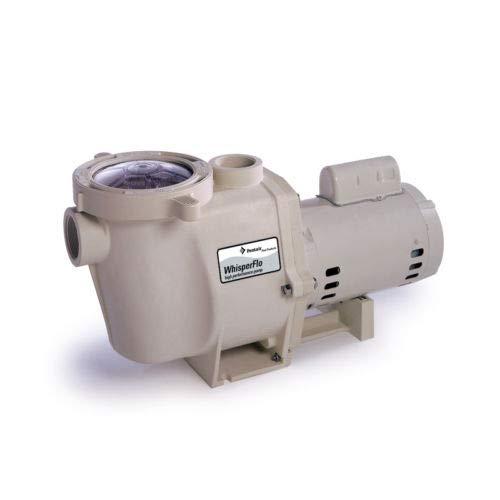 Pentair 460932 UltraTemp 110 High Performance Pool Heat Pump, Heat Only, 230 Volt, 60 Hertz, 1 Phase, Almond