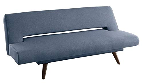 Coaster Home Furnishings 550139 Upholstered Adjustable Sofa Bed, Grey Coaster Furniture Contemporary Bed
