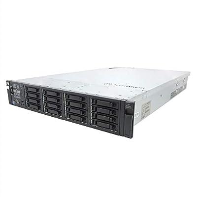 Energy-Efficient HP ProLiant DL380 G7 Server 8-Core 192GB 3x 160GB SSD 13x 300GB (Certified Refurbished)