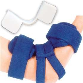 AliMed Comfyprene Goniometer Elbow Orthosis With Terrycloth Cover by AliMed